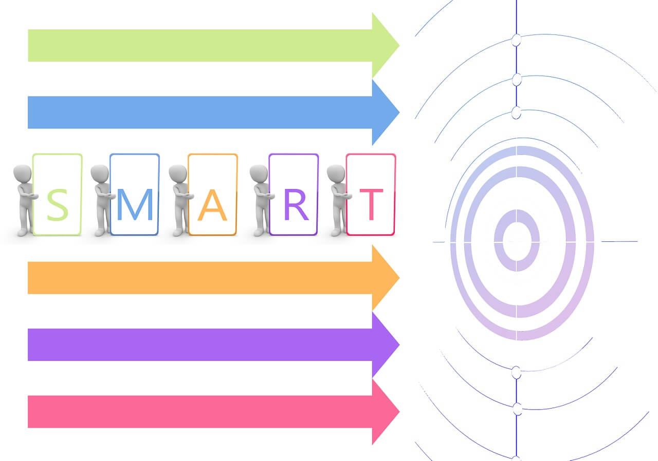 SMARTの法則~目標を実現する5つのポイント~